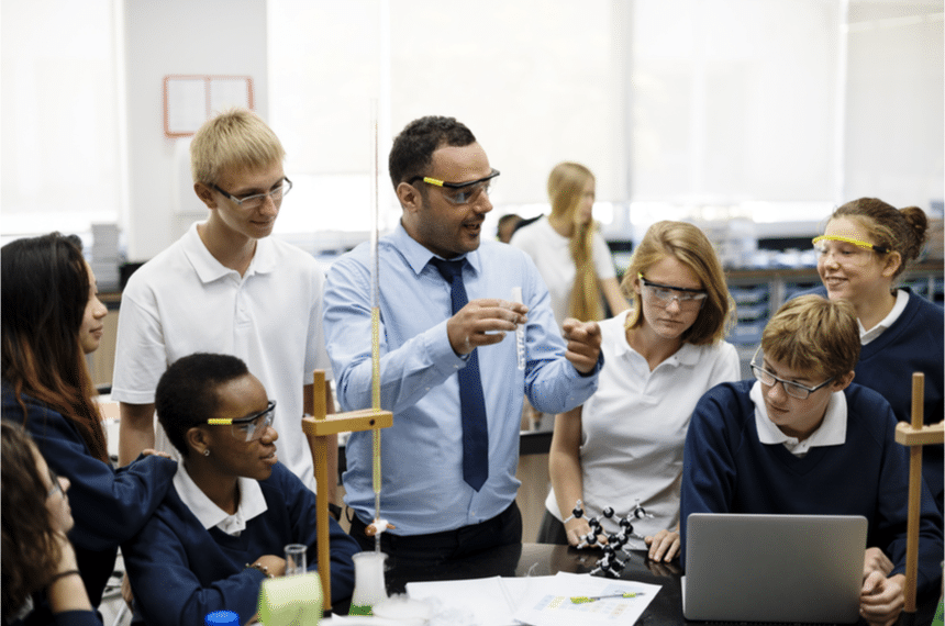 STEM teacher shortage