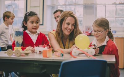 Celebrating National Teaching Assistants' Day